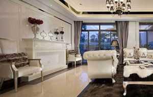 室內全拋釉瓷磚效果圖
