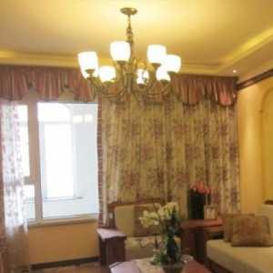 简中别墅客厅装修效果图大全图片