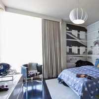 南北小卧室客厅装修效果图