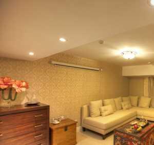 60平米两室一厅韩式装修效果图大全