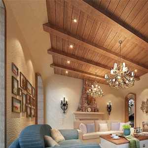 龙型树根客厅