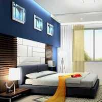 暖色卧室系装修效果图