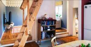 45平方2室装修效果图