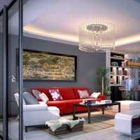 新古典别墅亮丽式起居室装修效果图