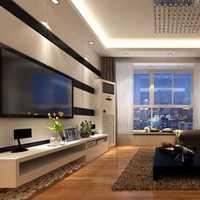 三室二厅104平方的装修效果图