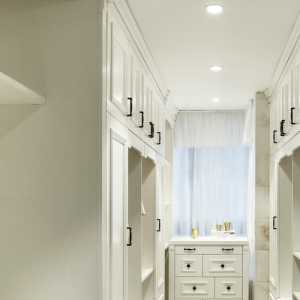 大户型三居室的港式设计,樱花郡140平装修案例