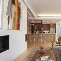 落地灯客厅客厅家具二居装修效果图