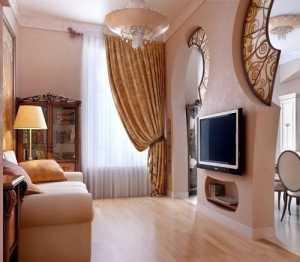 地中海风格客厅装饰