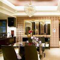 古典大器欧式家居餐厅装修效果图