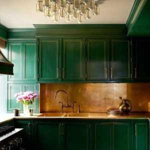靠厨房门小酒柜装修效果图