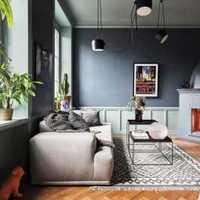 装修房子139平米空中花园房型的四室两厅两卫装修简