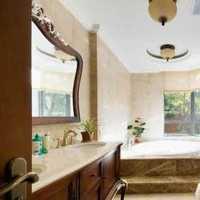 2室1厅简约卫生间装修效果图