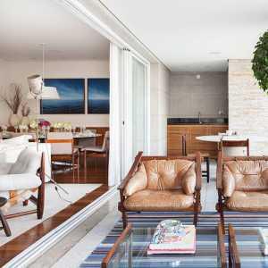 建筑面积100平,使用面积77平,三室一厅,简单装修大概需要多少钱?