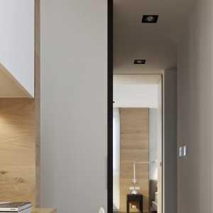 现代简约风格三室两厅