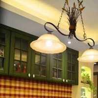 雅致新古典餐厅装修效果图