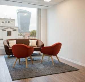 倫敦咨詢公司Elixirr辦公空間設計