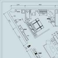 四居庭院装修效果图