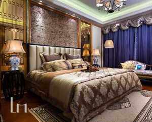 床上用品400平米倚澜观邸效果图