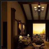 现代风格客厅纯白色沙发布置效果图