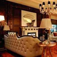 小户型客厅背景墙北欧地毯装修效果图