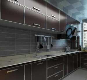 一般的厨房