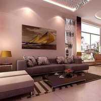 墙面韩式田园电视柜客厅装修效果图