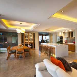 都市现代简欧风 高层公寓样板房欣赏-精选装修效果图-装馨家