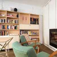 现代简约风格三层别墅及大气橱柜效果图