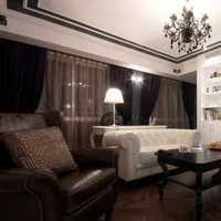 古典美式客厅装修 - 业之峰装饰效果图