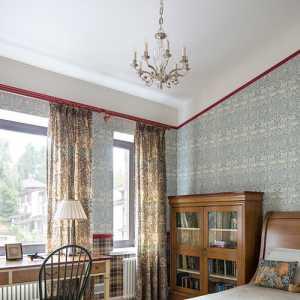 旧房装修怎样贴壁纸