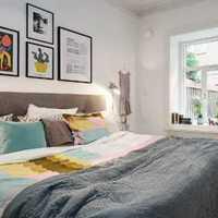 主臥室純色整體環境裝修效果圖
