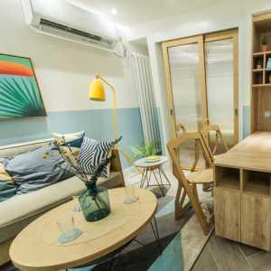 北京簡裝兩室一廳