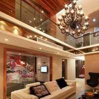 130平米四室两厅简装修效果图