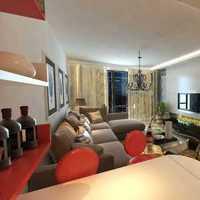 窗帘客厅沙发一居室装修效果图