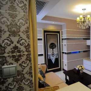37平小夫妻新古典一房一厅