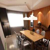3万装修100平米3室2厅1厨1为什么效果