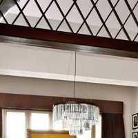 典雅餐厅新古典三居装修效果图