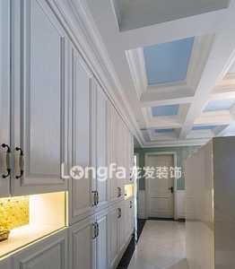 朋友买的138平米四居室,半包一共才花12万,这现代风格太美了!-中国铁建青秀澜湾装修