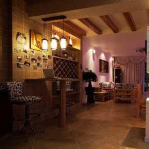 20平米厨房客厅餐厅装修效果图大全