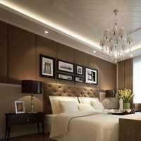 美式公寓米色140平米以上客厅沙发效果图