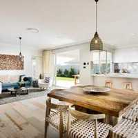 105平米三居室装修混搭设计 三居室装修注意事项