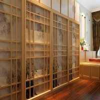 家庭室内玻璃地板效果图
