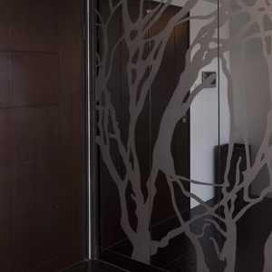 卫浴门玻璃