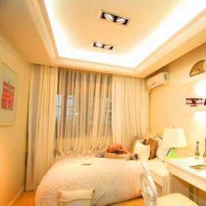 卧室连床装修图片