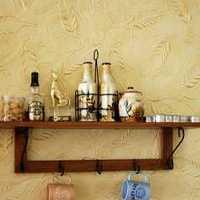 欧式开放式家庭厨房装修效果图