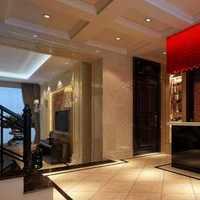 復式室內時尚家居飾品效果圖
