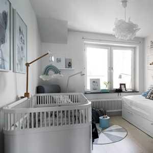 瑞典白色淡雅的住宅改造设计