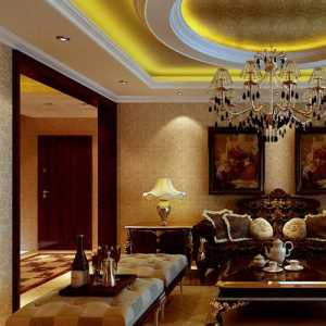 用墙纸装修房子三室一厅一共八十平方全包多少钱