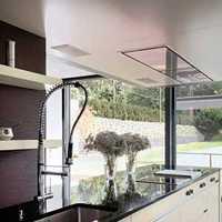 露台改厨房装修效果图