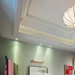 天津二居室裝修設計